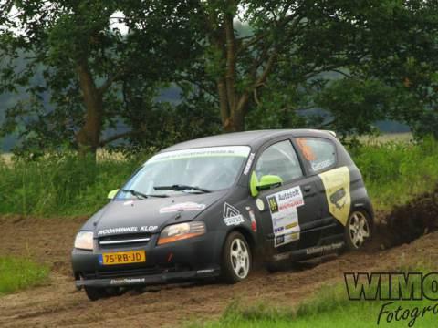 Rallyteam maakt zich op voor spectaculaire ELE Rally